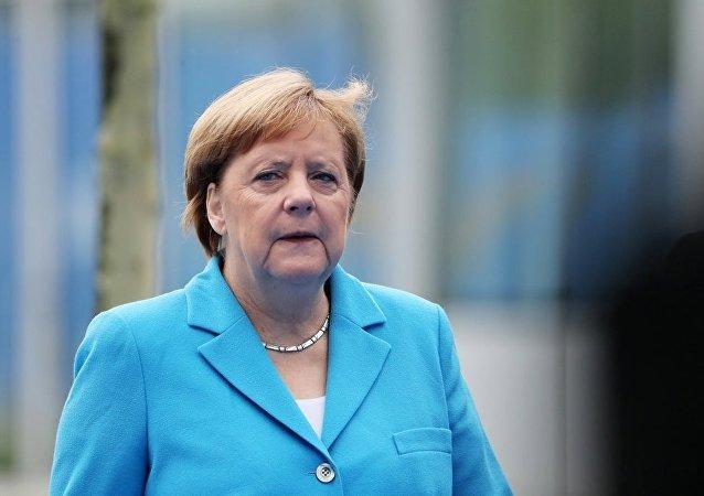 德国总理和外长与俄外长和俄军总参谋长就叙利亚和乌克兰问题进行讨论