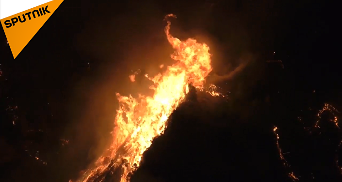 希腊大火:从雅典向科林斯蔓延