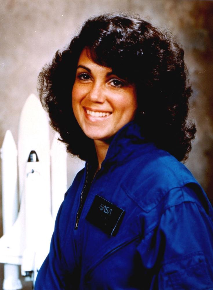 美国宇航员朱迪斯∙蕾斯尼克。