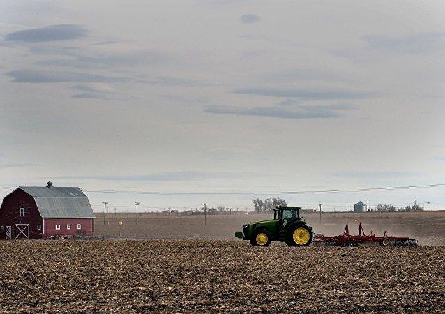 特朗普:中國的關稅回應措施影響美國農民