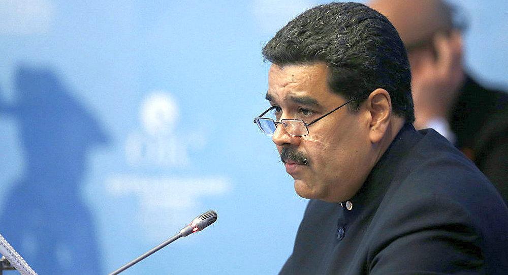 委內瑞拉總統尼古拉斯•馬杜羅
