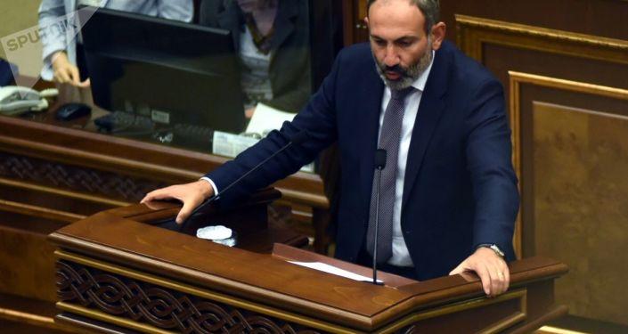 亚美尼亚议会二度未能选出总理将自动解散
