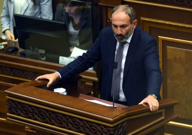 亚美尼亚总理:该国不会谋求加入北约