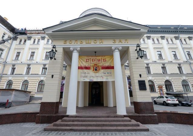 莫斯科音樂學院8月初將舉辦中國古典音樂會