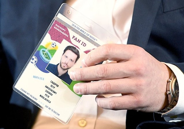 俄国家杜马通过法案 球迷护照持有者年底前可免签入境俄罗斯