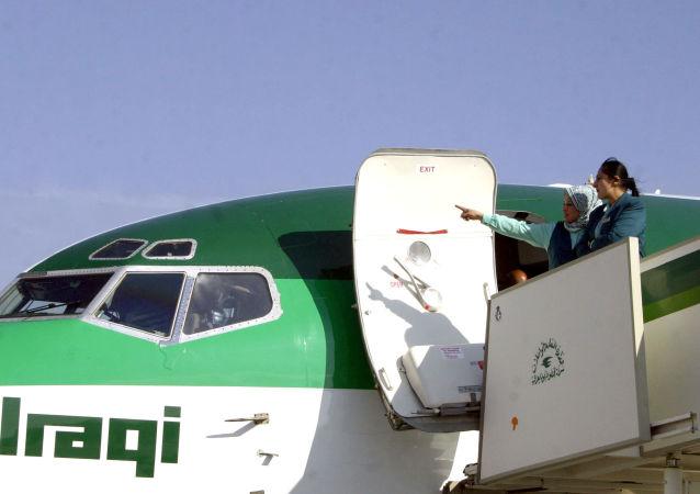 敘交通部:伊拉克航空事隔8年首次恢復飛往大馬士革的航班