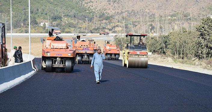 巴基斯坦大選不會影響中巴經濟走廊建設