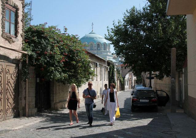 媒体:斯洛伐克议员和商人代表团8月1-4日将访问克里米亚