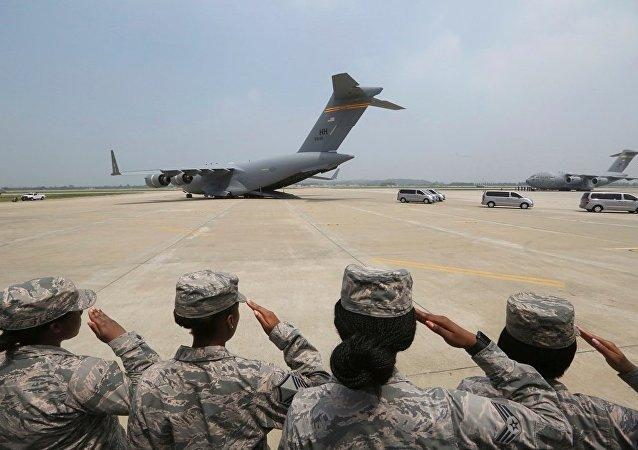 首爾歡迎平壤歸還美國軍人遺骸的決定