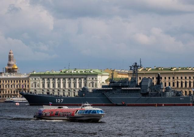 俄工贸部:预计再过数十年船舶将改用无人驾驶