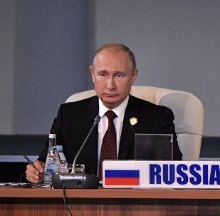 俄方在研究有非洲國家領導人出席的俄非峰會的想法