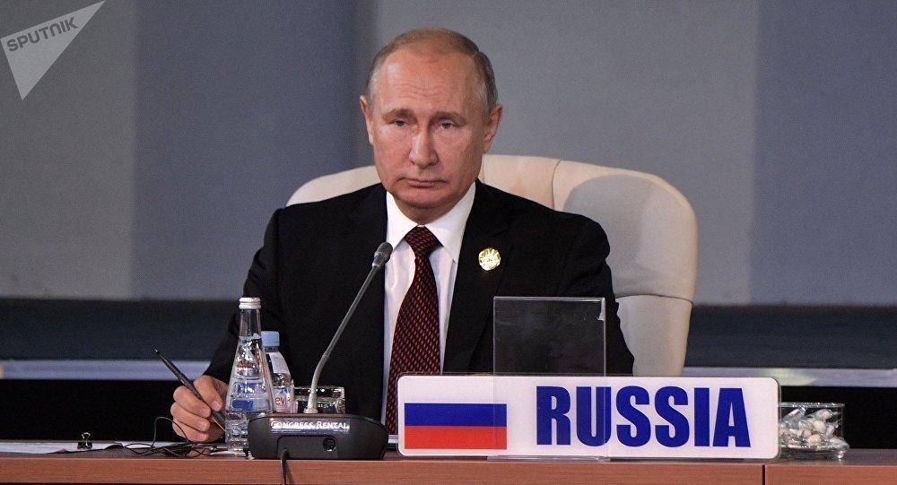普京將於8月12日訪問哈薩克斯坦出席裡海沿岸五國峰會