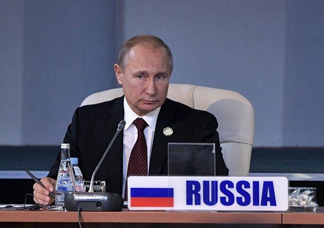 普京表示,他準備訪問華盛頓