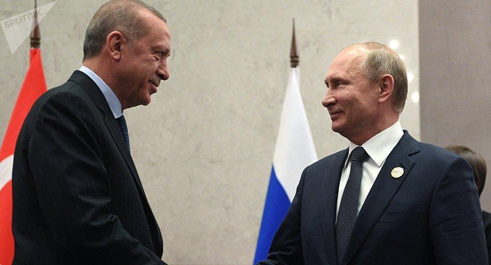 俄土總統17日將會面討論雙邊合作問題