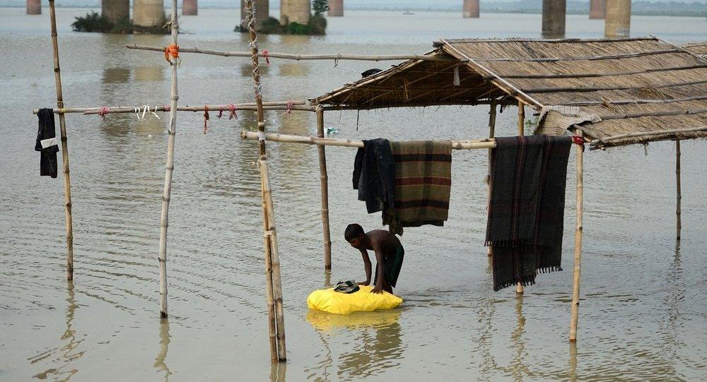 連日暴雨重創南亞