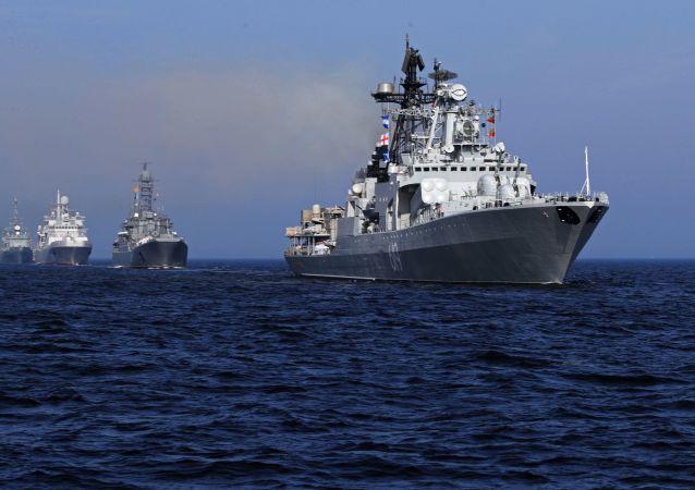 普京:2018年俄海軍將列裝26艘新艦艇