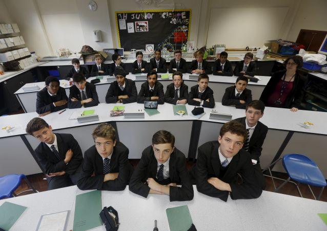 英國私立學校