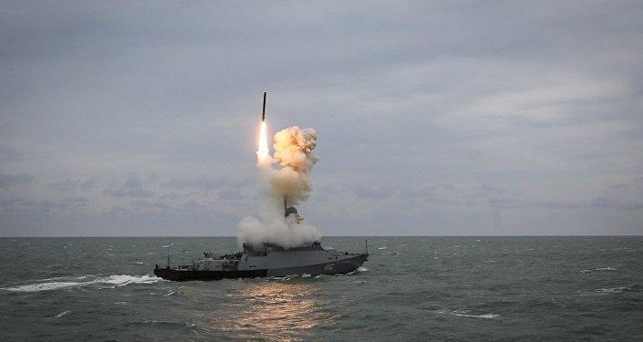 俄防长:口径巡航导弹在叙利亚试射后接受升级改造