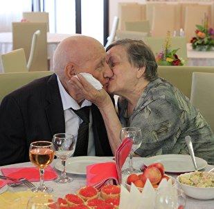 老年人婚礼