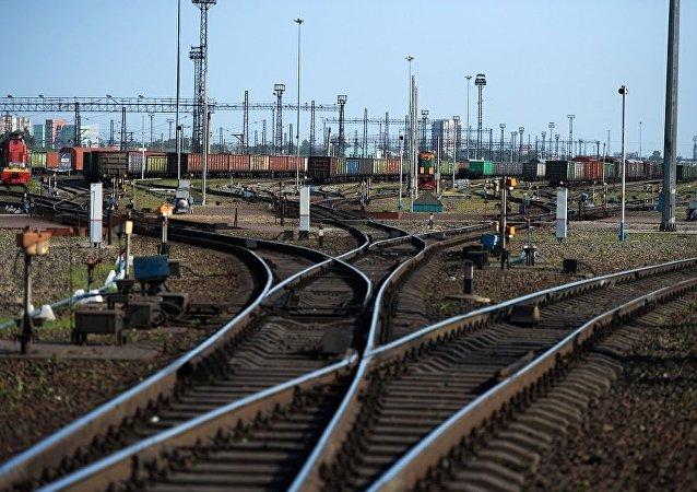 俄羅斯鐵路(資料圖片)