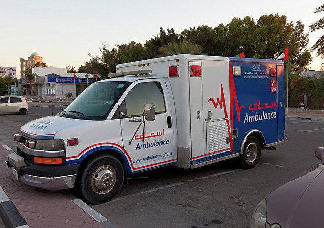 阿联酋救护车