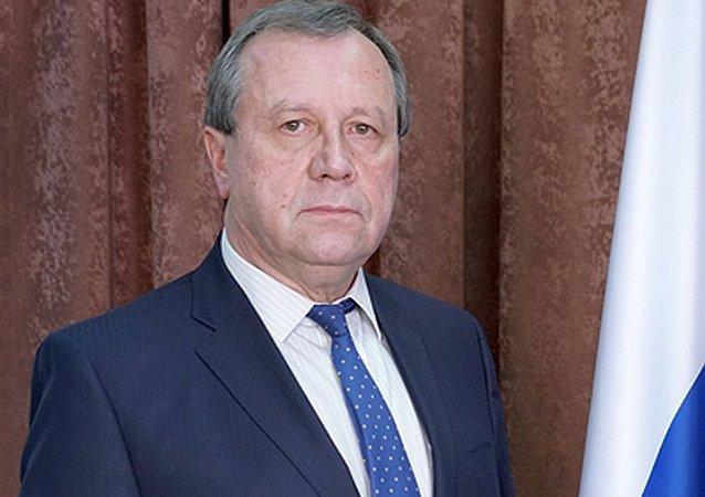 俄驻以色列大使阿纳托利•维克托罗夫