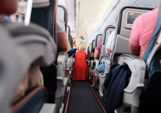 一退休人员因在飞克里米亚航班上与空姐打架将支付罚金