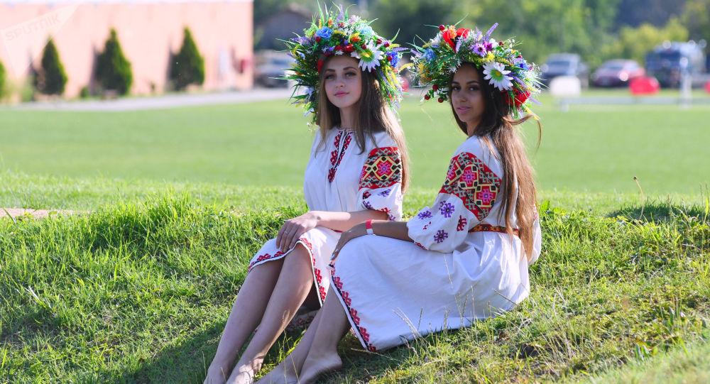 俄罗斯姑娘