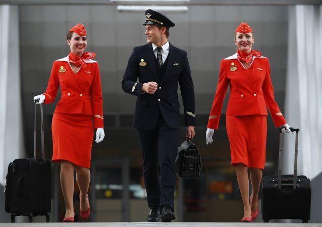 莫斯科机场被称作世界上最准时的机场