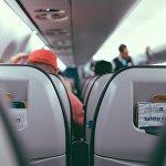 游客在飞机上吃到生肉