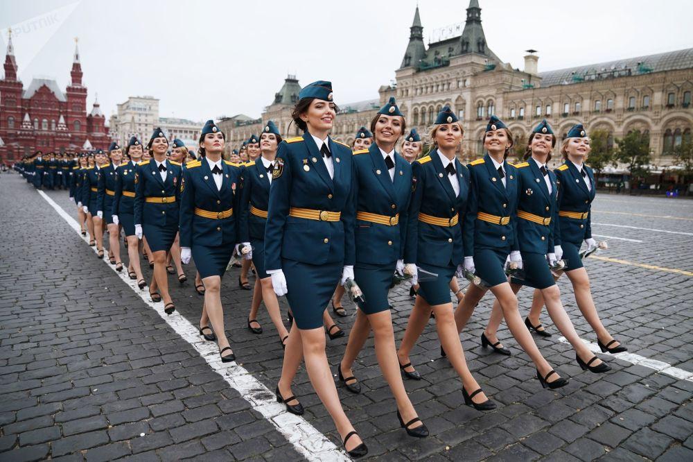 俄羅斯衛星通訊社2018年7月最佳照片