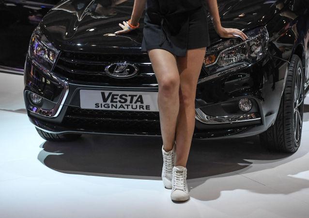 拉達Vesta
