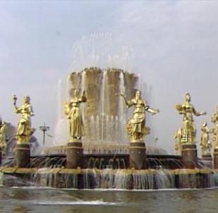 全俄展览中心开放79周年