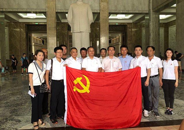 中国青少年对军事博物馆感兴趣