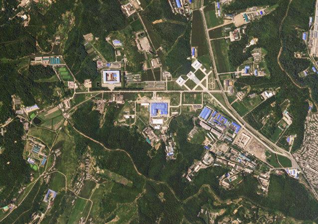山阴洞兵工厂(朝鲜导弹研究制造基地)
