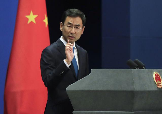 中方支持並希望朝美雙方加緊接觸商談