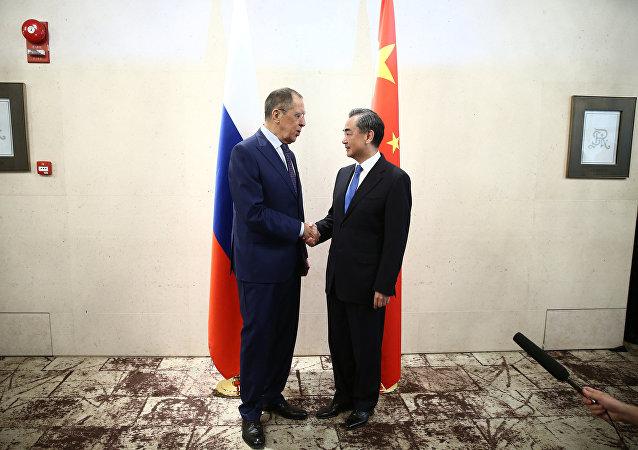 年底前俄中将举行一系列最高层在内的会晤