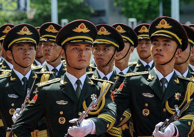 中国外交部:中方坚决反对美国防部发表充满冷战思维的涉华报告