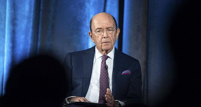 美国商务部长威尔伯·罗斯