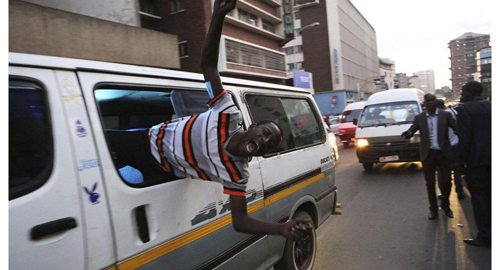 津巴布韦反对派分子
