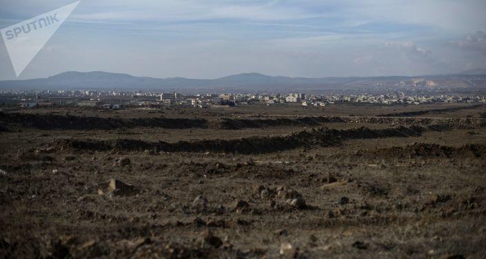 俄國防部:俄軍警在戈蘭高地邊境線巡邏