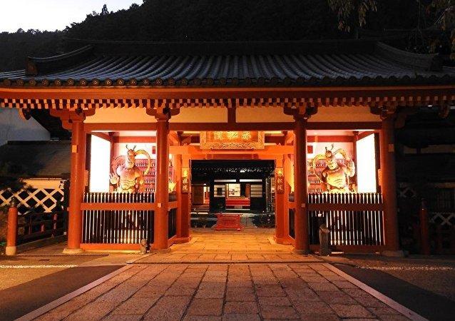 Отель Sekishoin Shukubo