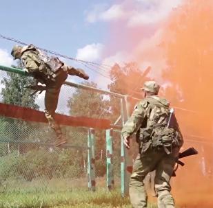 国际军事竞赛视频记录