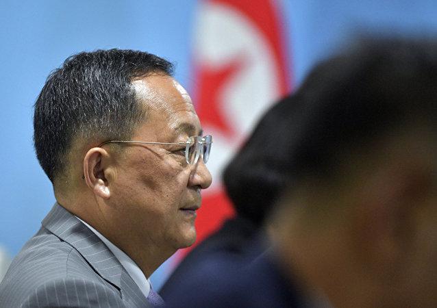 朝鲜外相李永浩