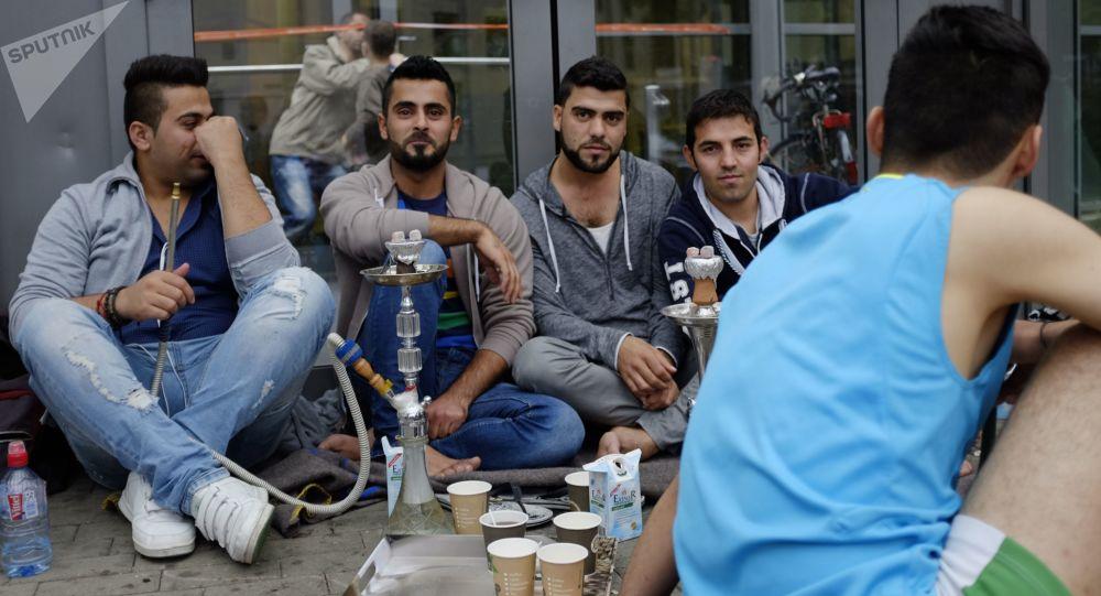 今年第一季度德國驅逐超過5600名移民