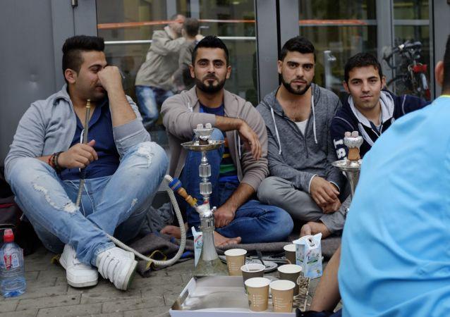 今年第一季度德国驱逐超过5600名移民
