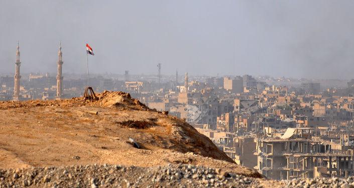 俄外交部:俄美一直就叙利亚问题进行有效联系