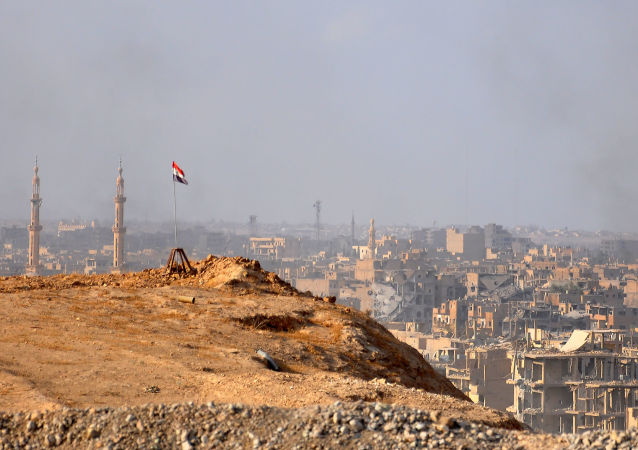 叙利亚外长:俄伊企业将优先参与叙重建工作