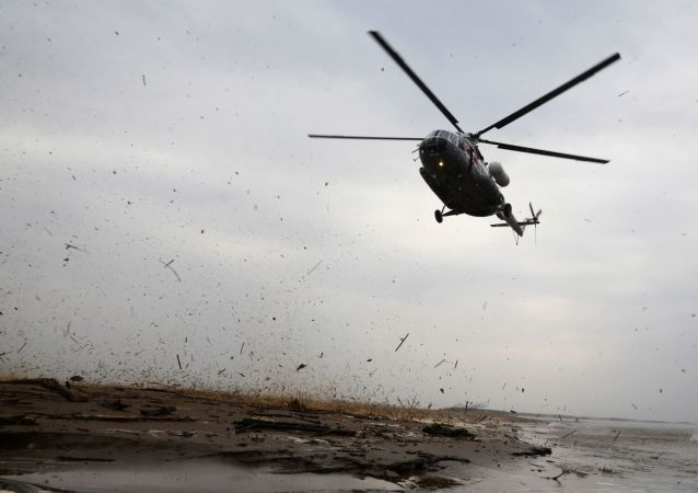 米-8直升机