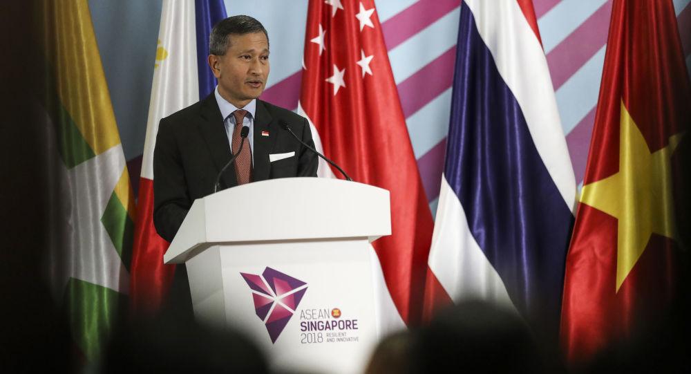 新加坡外长:东盟支持朝鲜全面无核化